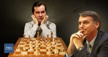 Bolsonaro, Maia, o jogo de xadrez e o xeque-mate