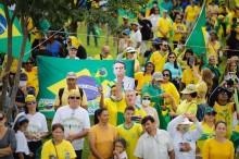"Nem o ""Corona"" consegue frear o ímpeto popular contra os corruptos (veja o vídeo)"