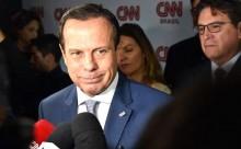 Dória diz que se arrepende do voto em Bolsonaro e é novamente desmascarado, AO VIVO (veja o vídeo)
