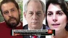 """CNN e a """"isenção jornalística"""" desproporcional"""