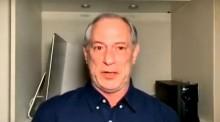 """O cinismo de Ciro Gomes: O abestalhado vira ator e lança a versão """"Ciro chorão"""" (veja o vídeo)"""