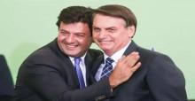 Jornalistas da extrema-imprensa tentam jogar Mandetta contra Bolsonaro (veja o vídeo)