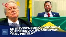 Advogado que foi preso por dizer que sentia vergonha do STF fala com exclusividade para a TV Jornal da Cidade Online (veja o vídeo)