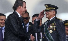 """Comandante do Exército manda forte mensagem: """"O braço forte atuará se for necessário"""" (veja o vídeo)"""