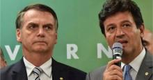 """Mandetta dá razão a Bolsonaro e enaltece a """"grande colaboração da fala do presidente"""" (veja o vídeo)"""