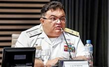 Flávio Rocha, um cearense, almirante quatro estrelas, na Secretaria Especial de Assuntos Estratégicos da Presidência da República