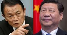 """Ministro japonês sobe o tom e critica estranha ligação entre a China e a OMS: """"Organização Chinesa de Saúde"""""""