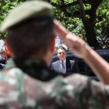 """Clube Militar faz dura carta de repúdio contra ministro Marco Aurélio: """"É patético criminalizar a coragem de um grande chefe de estado"""""""