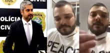 Polícia indicia empresário vitimista por mentir e criar pânico em redes sociais sobre o Coronavírus (veja o vídeo)