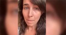 Sem papel higiênico e sabonete, atriz comunista chilena quer ser resgatada em Cuba e vira chacota mundial (veja o vídeo)