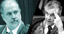 """PGR põe no """"lixo"""" 6 representações contra Bolsonaro enviadas por Marco Aurélio"""