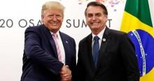 Aliança forte: A consulta que Trump fez a Bolsonaro sobre o uso da Cloroquina