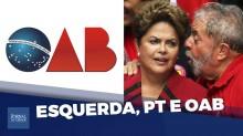 """""""A OAB  é um braço do PT e da esquerda"""", revela advogado que protocolou pedido de estado de defesa (veja o vídeo)"""