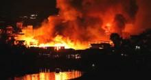 A história de um incêndio (qualquer semelhança com a pandemia é mera coincidência)
