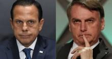 """Oportunismo e mau-caratismo: Doria diz que Brasil luta contra """"Bolsonarovírus"""" (veja o vídeo)"""