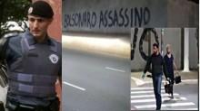 """Elementos que picharam calúnias contra Bolsonaro frequentavam o """"Palácio de Dória"""", denuncia capitão (veja o vídeo)"""