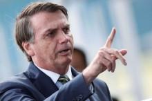 """AO VIVO: """"No que depender de mim, teremos democracia e liberdade"""", diz Bolsonaro (veja o vídeo)"""