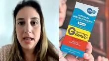 """Médica afirma: """"Hidroxicloroquina salvou a minha vida"""" (veja o vídeo)"""