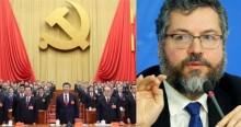"""Ernesto Araújo alerta: """"Pandemia pode ser usada para instaurar o comunismo global"""""""