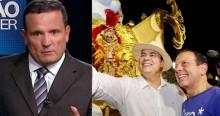 """Cabrini detona hipocrisia de 'ditadores': """"Quando vão pedir desculpas pelo carnaval?"""" (veja o vídeo)"""