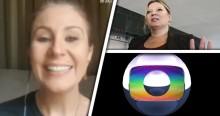 Ao vivo, Zambelli ri da hipocrisia de Joice e alfineta a Rede Globo (veja o vídeo)