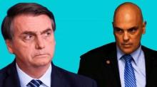 Bolsonaro diz que não engoliu decisão de Moraes e manda duro recado (veja o vídeo)