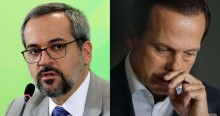 """Weintraub detona Doria após interferência no Governo: """"Um homem que usa muito botox parece falso?"""""""
