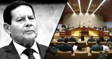 General Mourão sobe o tom e endossa Bolsonaro