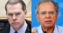 """Bolsonaro e Guedes chegam de surpresa no STF: """"Não queremos o risco de virar uma Venezuela"""" (veja o vídeo)"""