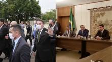 Bolsonaro chama o STF na responsabilidade