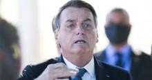 Bolsonaro 'desmente' extrema imprensa sobre o uso do cartão corporativo (veja o vídeo)