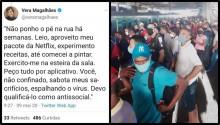 Quando uma jornalista da elite tripudia sobre 199 milhões de brasileiros