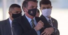"""Bolsonaro desmente Folha, O Globo e Crusoé, e dispara: """"Não vou me submeter a interrogatório"""" (veja o vídeo)"""