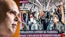 Covas, piada pronta em tempos de crise, deve superar Haddad como o pior prefeito da história de São Paulo