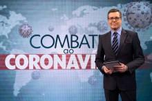 """Queda de audiência desestimula Globo no """"Combate ao Coronavírus"""" e programa sai do ar"""