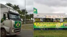 Caminhoneiros de todo o Brasil são a novidade da MEGA CARREATA deste domingo em Brasília (veja o vídeo)