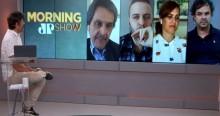 Roberto Jefferson dá lição em jornalistas durante programa da Jovem Pan (veja o vídeo)