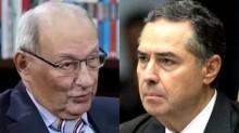 Jurista renomado, amigo de Barroso, ante a decisão do ministro, fez alerta e evocou o artigo 142 (veja o vídeo)