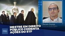 """Mestre em direito público constata: """"O poder foi usurpado pelo STF"""" (veja o vídeo)"""