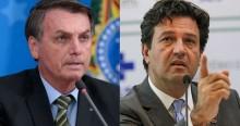 Oportunista, Mandetta ironiza Cloroquina e critica Bolsonaro