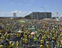 Marcha para Brasília: Censura, intimidação, pressão econômica e prisão de trabalhadores tem que acabar (veja o vídeo)