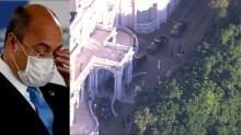 A casa caiu: PF pega Witzel de pijamas no Palácio Laranjeiras