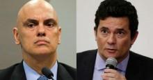 Moro sai em defesa da 'censura' imposta por Alexandre de Moraes