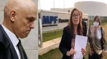 URGENTE: Deputados ingressam no MPF com representação contra Moraes por Abuso de Autoridade (veja o vídeo)