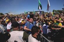 Quem são as pessoas que hoje saíram às ruas de verde e amarelo?