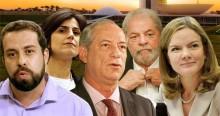 O Ódio Anti-Bolsonarista: Cai a máscara dos falsos defensores da liberdade (veja o vídeo)