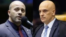 """Deputado manda avisar Moraes que não prestará depoimento: """"Socialista disfarçado de democrata"""" (veja o vídeo)"""