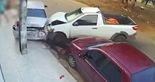 Motorista enlouquece após fazer programa com travesti e parte pra cima de 3 carros (veja o vídeo)