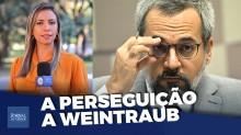 Weintraub e a luta pela liberdade (Veja o vídeo)