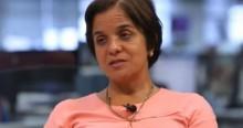 Oportunista, Vera Magalhães compartilha publicação de perfil fake de Trump e passa vergonha na web